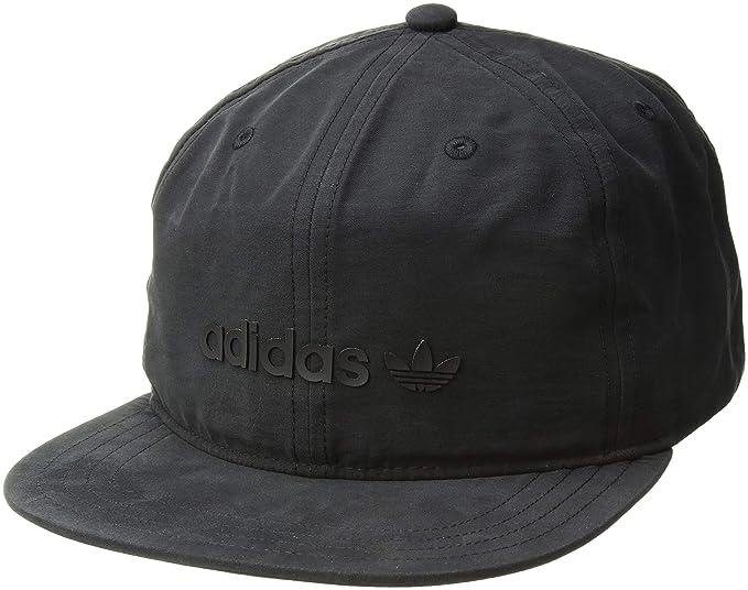 12f70b8dc64f4 Amazon.com  adidas Men s Originals Trefoil Decon Snapback Cap
