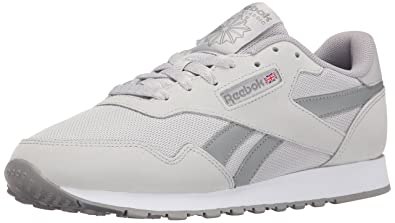 Womens Shoes Reebok Royal Nylon WT Steel/Carbon/White