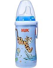 NUK Winnie Active Cup, Spout Blue, 12 Months+, 300ml