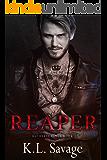 Reaper (Ruthless Kings MC Book 1)