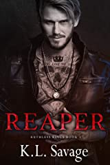 Reaper (Ruthless Kings MC Book 1) Kindle Edition