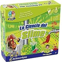 Science4you La Ciencia Viscosa del Slime -