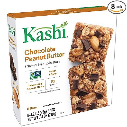 Kashi vegan granola bars