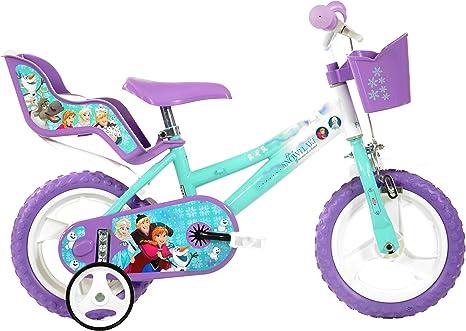 Dinobikes Kinderfahrrad Bicicleta, Niñas, Morado, 12 Pulgadas (30 ...
