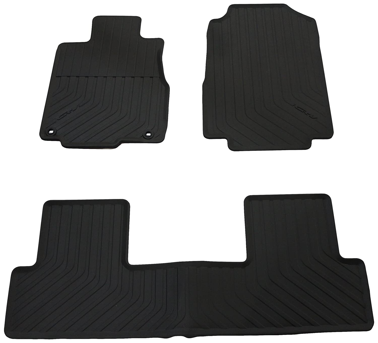 Amazon.com: Genuine Honda Accessories 08P13-T0A-110A All Season Floor Mat  for Select CR-V Models: Automotive