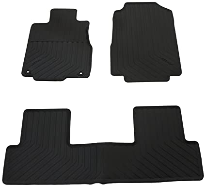 Nice Genuine Honda Accessories 08P13 T0A 110A All Season Floor Mat For Select CR