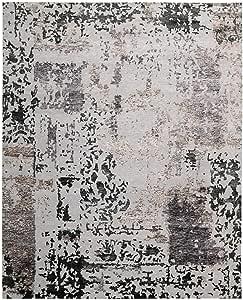 Amazon Com Nourison Silk Shadows Sha16 Silgy Rectangle Area Rug 5 Feet 6 Inches By 7 Feet 5 Inches 5 6 X 7 5 Furniture Decor