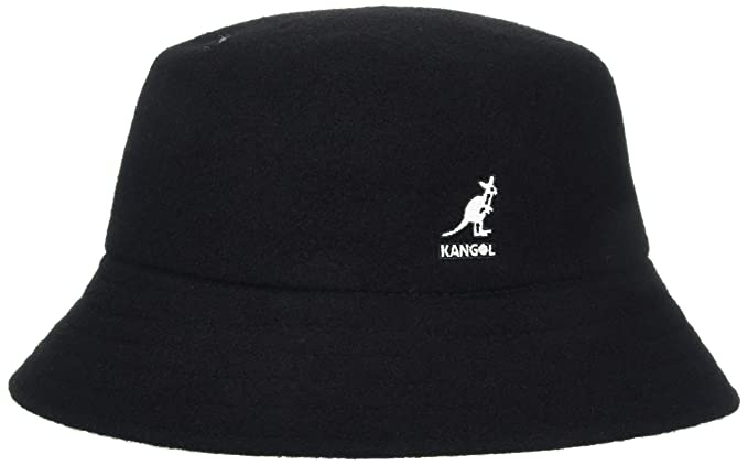 9df9383e617 Kangol Men s Wool Lahinch Bucket Hat  Amazon.co.uk  Clothing