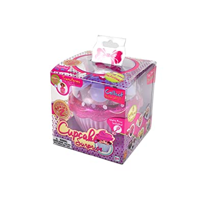 Cupcake Surprise Scented Princess Doll - Series 2 (Colors & Styles May Vary): Toys & Games