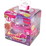 Cupcake Surprise Scented Princess Doll - Series 2 (Colors & Styles May Vary)