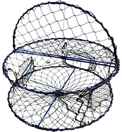 Amazon Com Promar Heavy Duty Collapsible Crab Pot 32 X 12 Poly