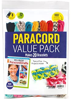 Amazon com: Creativity for Kids Color Cord Bracelets - Makes
