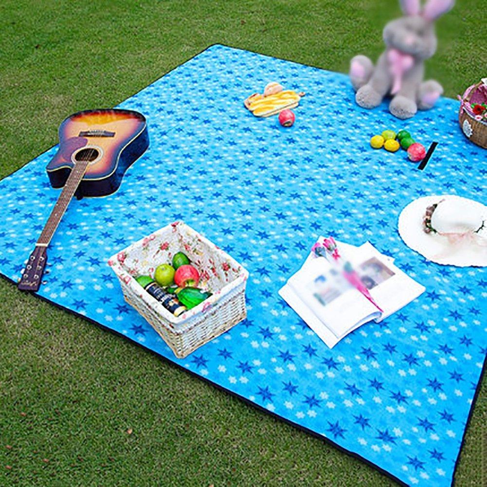 Outdoor Portable Frühling Ausflug verdicken feuchtigkeitsdichte Pad Picknick-Matte Rasen Rasen Rasen Camping Picknick Tuch (Farbe   Grün) B07D5CCHKW | Online Store  c98fed