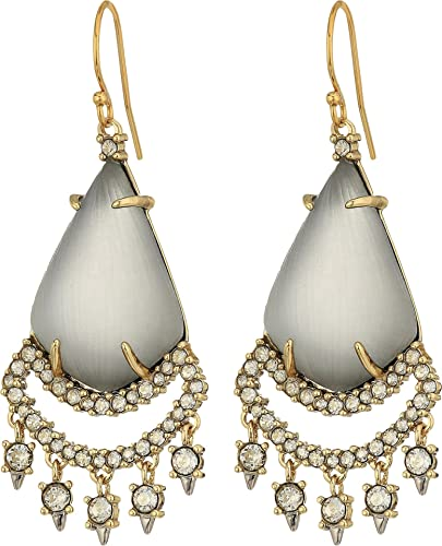 6a33cbe5c Amazon.com: Alexis Bittar Women's Crystal Lace Chandelier Earrings ...