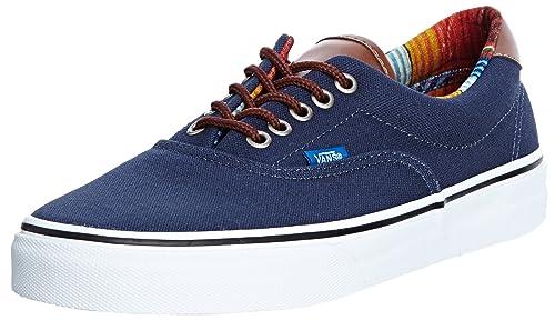f23d4d31286bc es Mujer Amazon Para Y 59 Vans Zapatillas Complementos Era Zapatos w1AHxqT