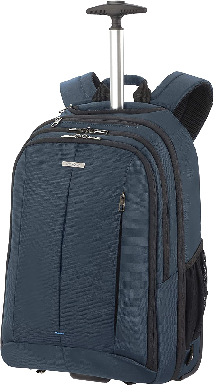 Samsonite Guardit 2.0 Mochila para portátil con Ruedas, 17.3 Pulgadas, 48 cm, 29 L, Azul (Blue)
