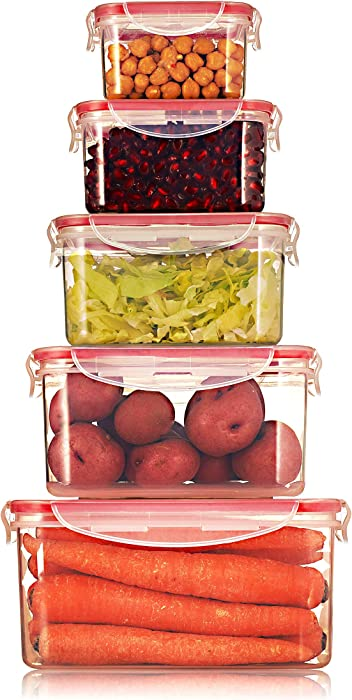The Best Food Saver Containers 100 Oz