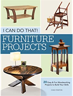 I Can Do That Woodworking Projects Updated And Expanded Popular