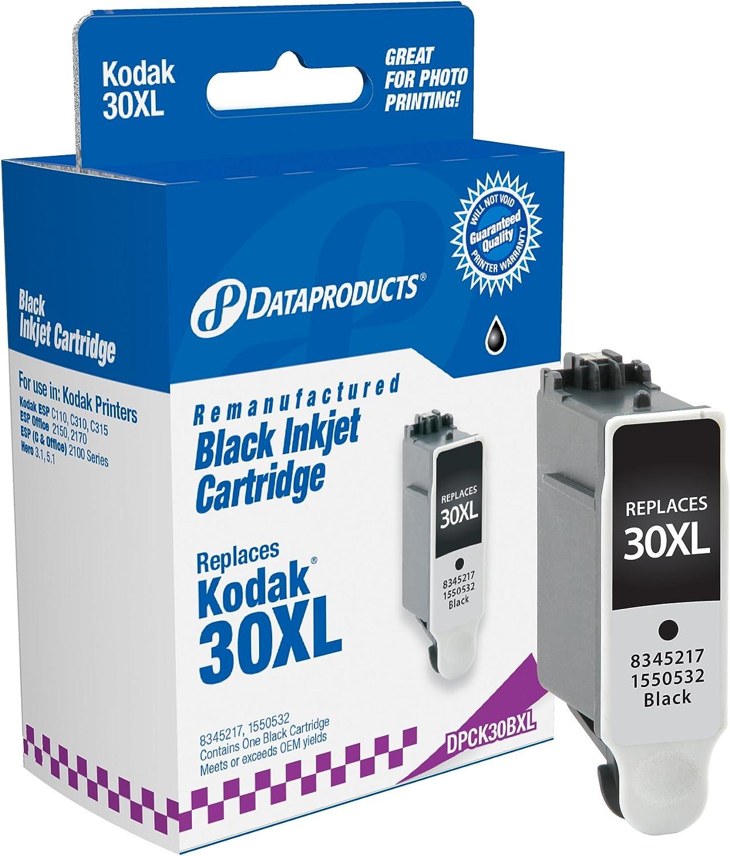 Cartucho de alto rendimiento para tinta Kodak 30XL (negra)