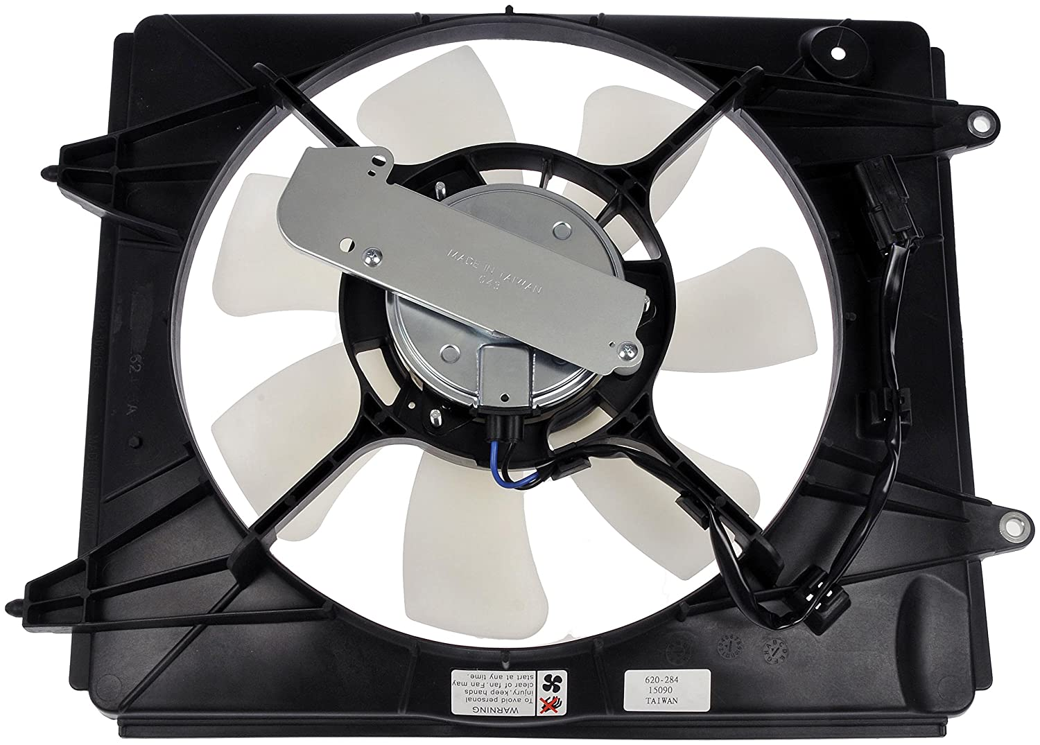 Dorman 620-284 Air Conditioning Condenser Fan Assembly