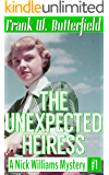 The Unexpected Heiress (A Nick Williams Mystery Book 1) (English Edition)