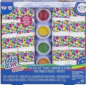 Baby Alive Super Snacks Super Refill Pack