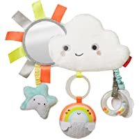 Skip Hop Silver Lining Cloud Stroller Bar Activity Toy, Multi