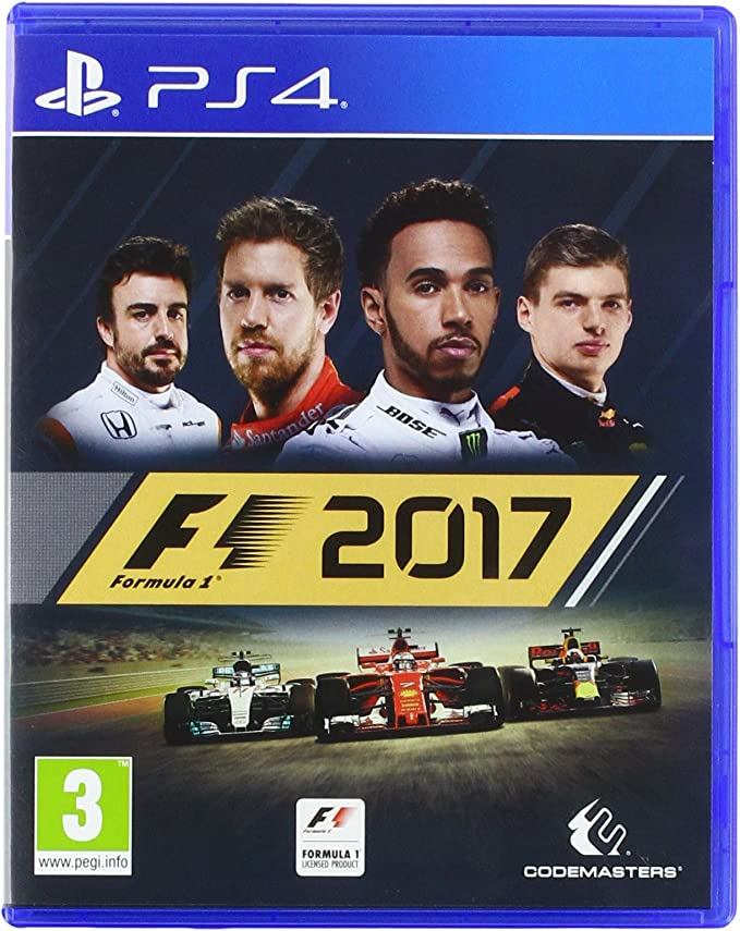 F1 2017 - PlayStation 4 [Importación francesa]: Amazon.es: Videojuegos