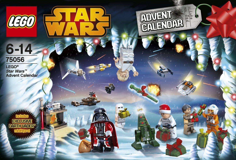 2014 lego star wars calendar