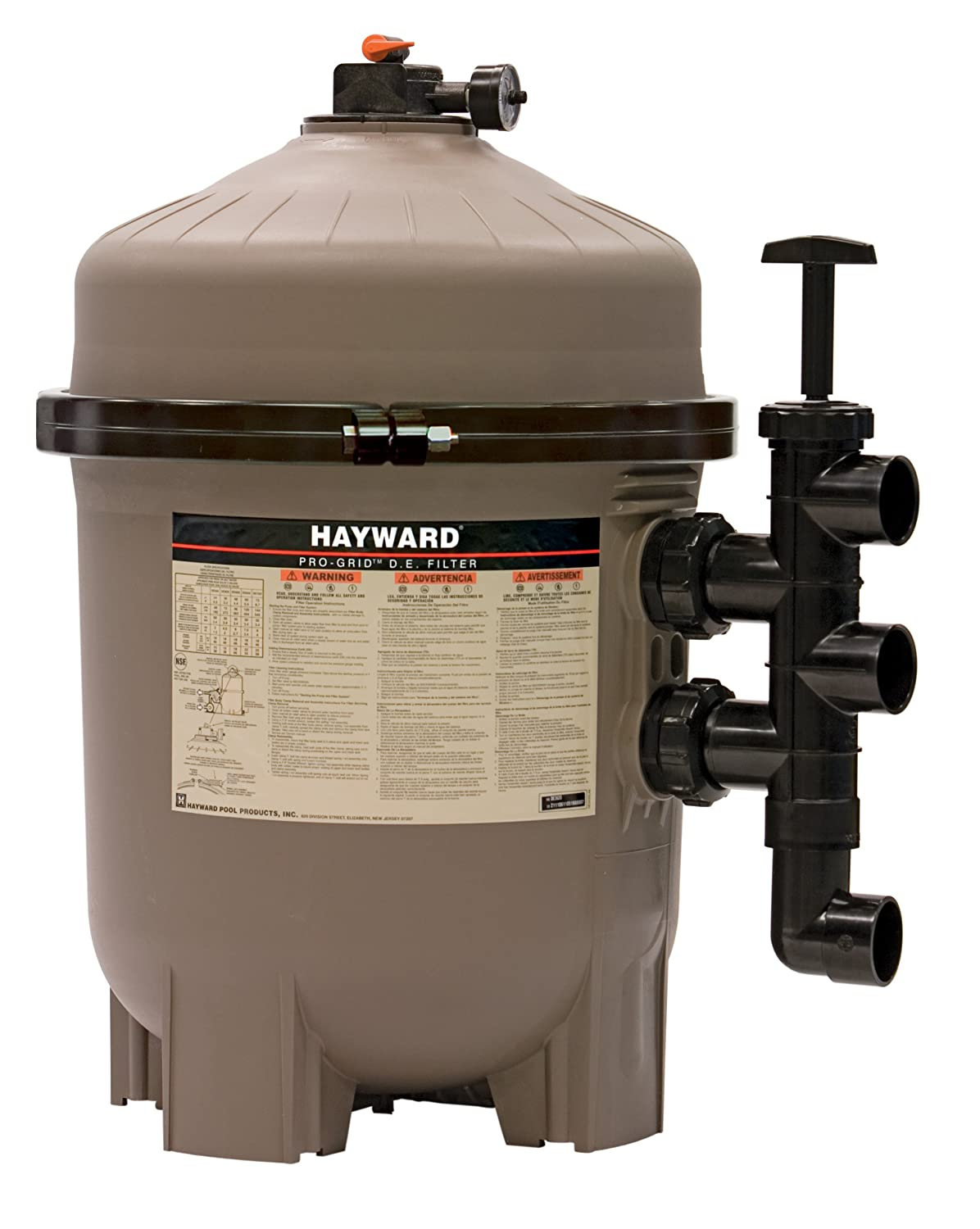 Hayward DE2420 ProGrid D.E. Pool Filter