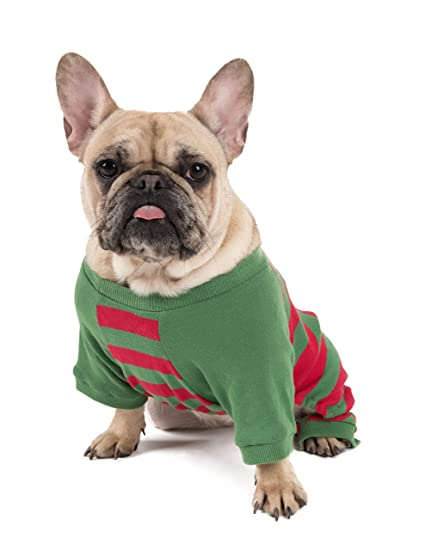 Christmas Pajamas For Dog.Leveret Dog Pajamas Matching Christmas Pjs For Dogs 100 Cotton Size X Small Xx Large