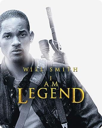 i am legend premium collection steelbook blu ray uv copy 2012