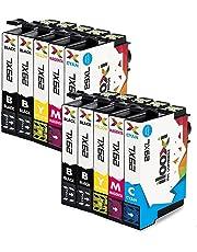 Ilooxi Ersatz für Epson 29 29XL Druckerpatronen Kompatibel mit Epson Expression Home XP-352 342 255 452 245 247 355 345 442 235 432 332 335 10-Pack