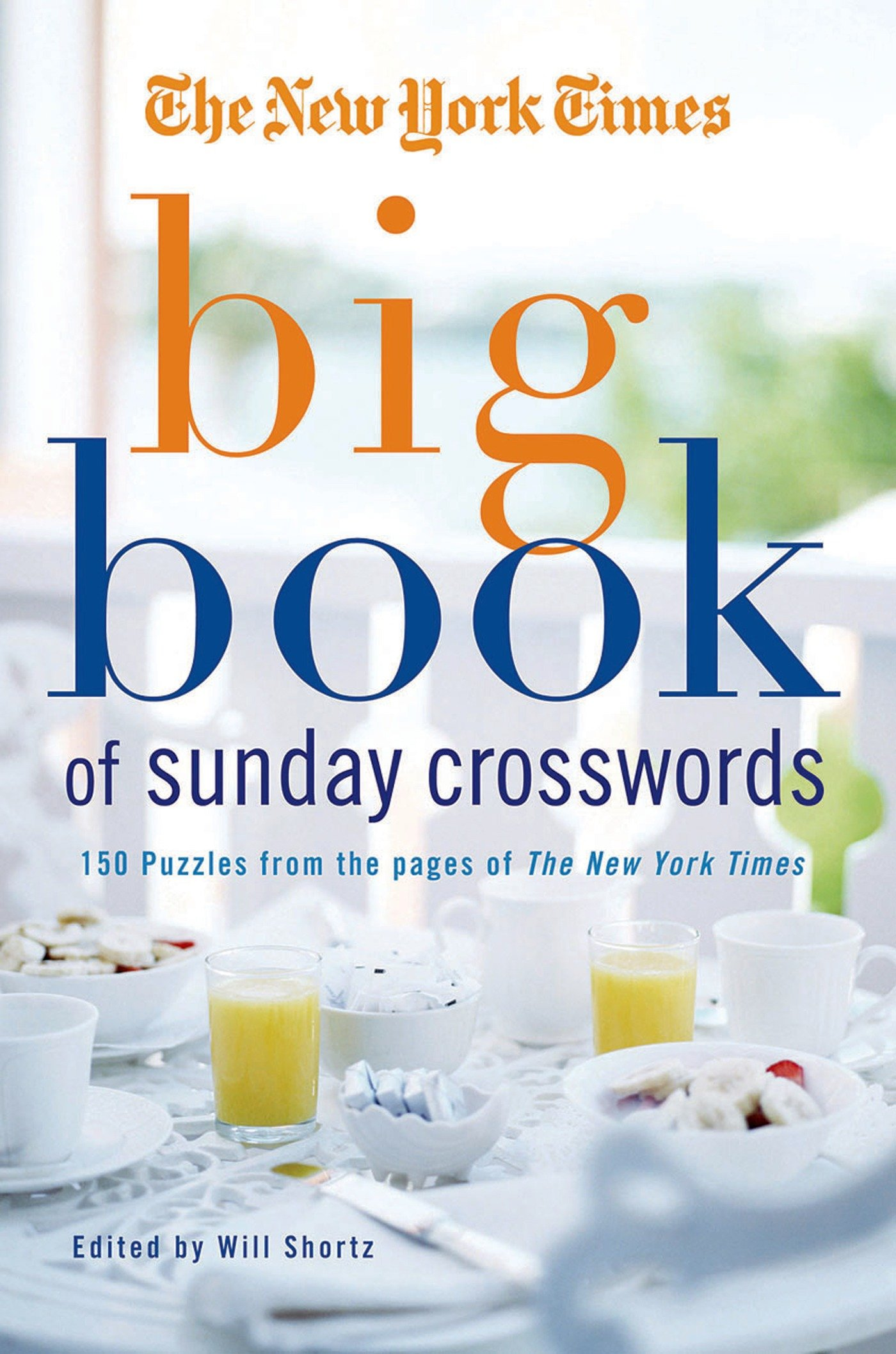 The New York Times Big Book of Sunday Crosswords: 150 Puzzles from the Pages of the New York Times pdf