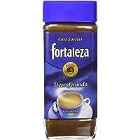 Café Fortaleza Café Soluble Frasco Descafeinado - 200