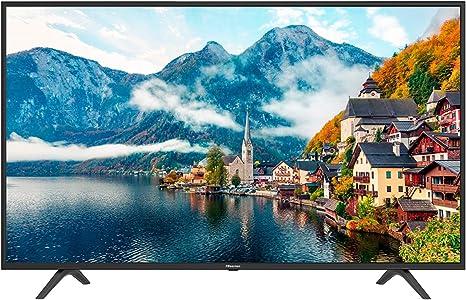 TELEVISOR 43 43B7100 UHD STV WiFi HDR HISENSE: Hisense: Amazon.es ...