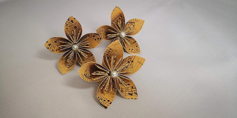 Easy Origami Bridal Bouquet Part 2 | Origami Kusudama Flower - YouTube | 750x1500