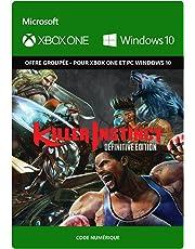 Killer Instinct: Definitive Edition [Xbox One - Code jeu à télécharger]