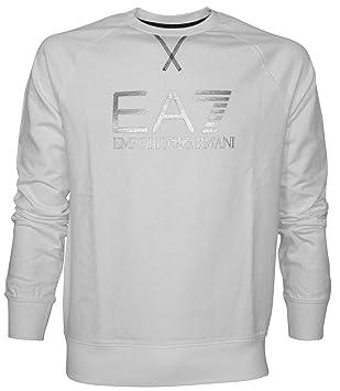 0b844361d62b EA7 - Sweat shirt EA7 emporio armani 5P280 274554 noir - 5P280 274554 blanc  - S
