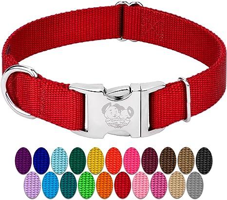 Country Brook Design Premium Nylon Dog Collar | Amazon