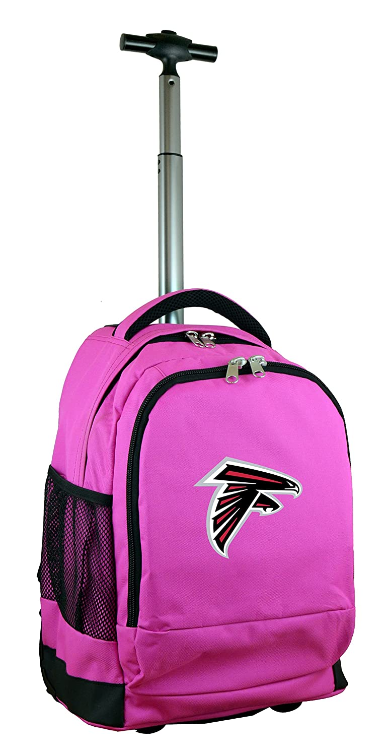 (Atlanta Falcons) - NFL Expedition Wheeled Backpack, 48cm , Pink B01M6BZD97