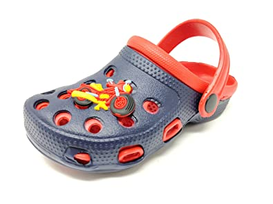 Mules Childrens Shoes Garden Summer Infant Holiday Pool Clogs Kids