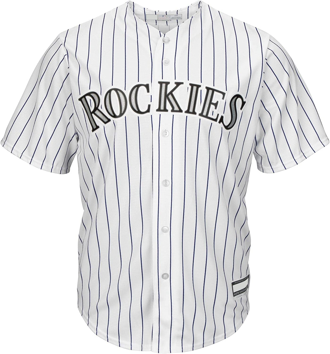 Outerstuff Charlie Blackmon Colorado Rockies MLB Boys Youth 8-20 Player Jersey