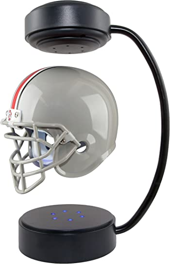 253be2138c6 NFL Dallas Cowboys Hover Helmet. NCAA Hover Helmet - Collectible Levitating Football  Helmet with Electromagnetic Stand