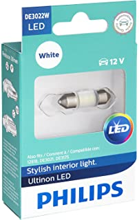 Philips DE3022 Ultinon LED Bulb (White), 1 Pack