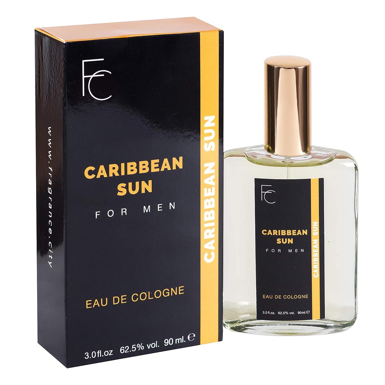 Caribbean Sun FOR MEN EAU DE COLOGNE Oxemize