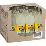 Solo Lemon Zero Sugar Soft Drink, 12 x 1.25L