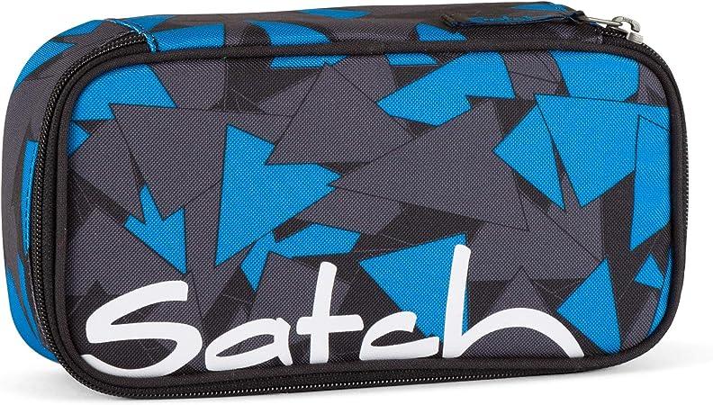 Satch Schlamperbox Blue Compasspraktisches Etui