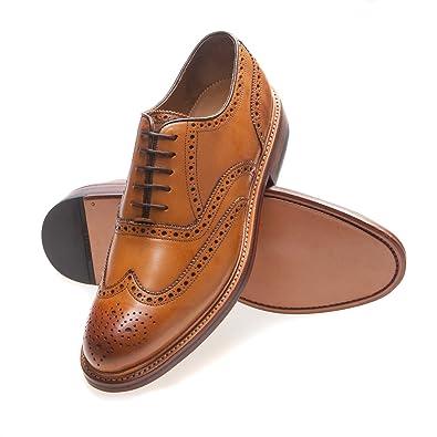 chaussure richelieu homme