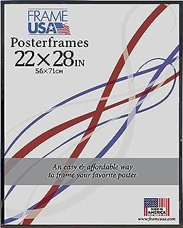 product image for Frame USA 22x28 Hardboard Poster Frames (Black)